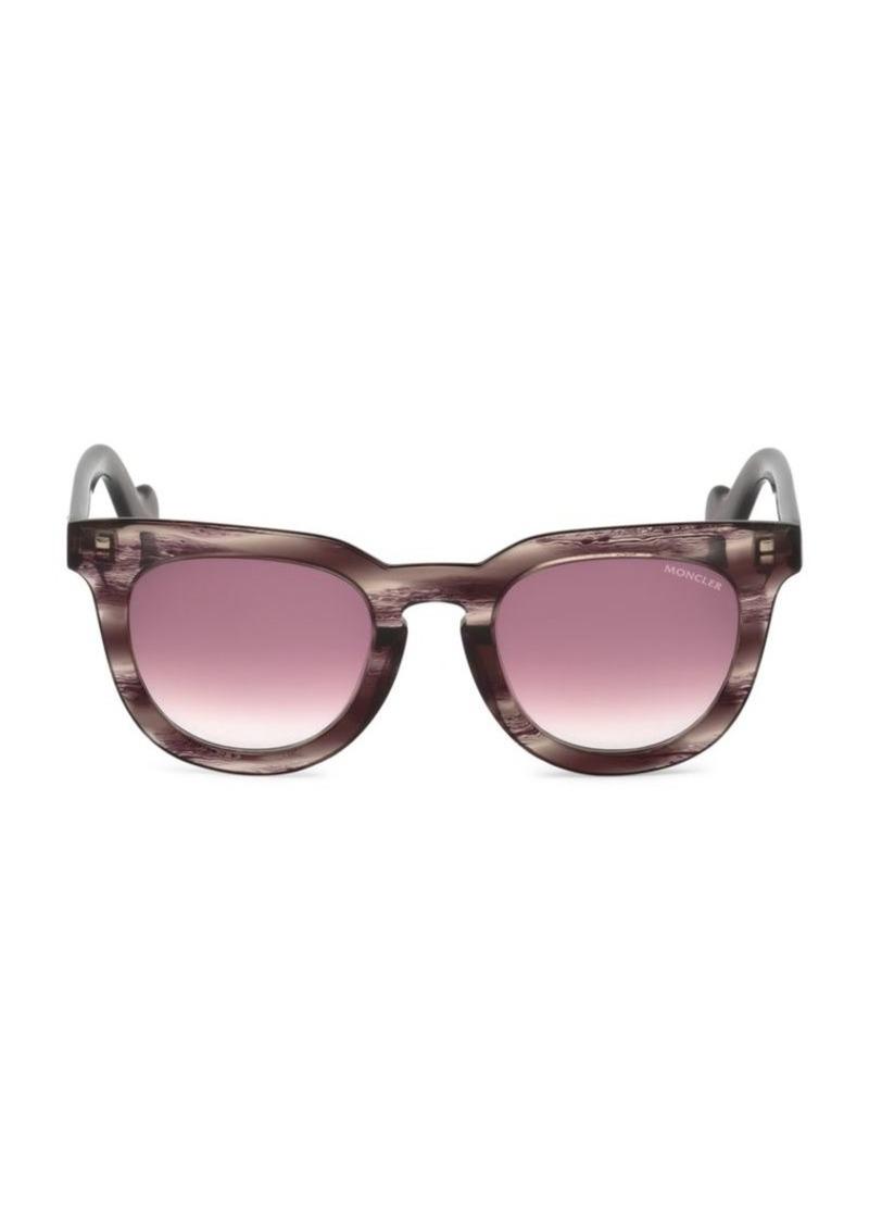 Tom Ford 48MM Square Sunglasses