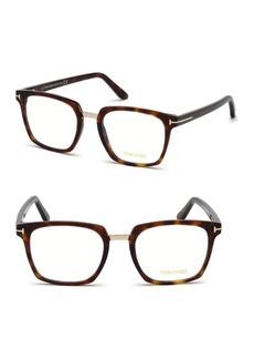 50MM Square Eyeglasses