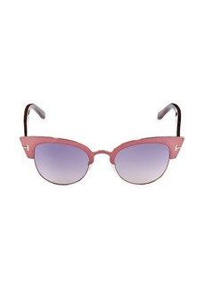 Tom Ford ​51MM Cat Eye Sunglasses