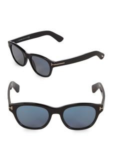 Tom Ford 51MM Square Sunglasses