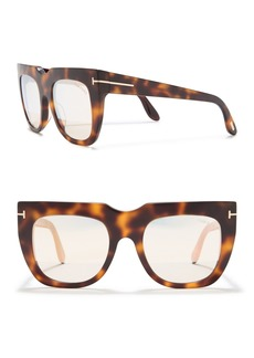 Tom Ford 51mm Thea Sunglasses