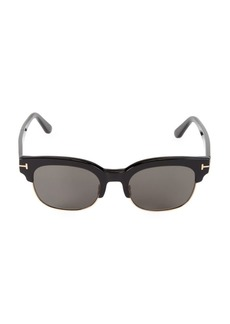 Tom Ford 53MM Aviator Sunglasses