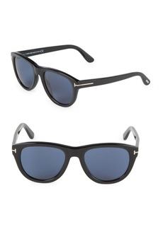 Tom Ford 53MM Round Sunglasses