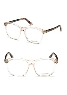 54MM Square Eyeglasses