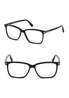 55MM Square Eyeglasses