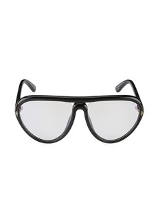 Tom Ford 59MM Injected Pilot Sunglasses