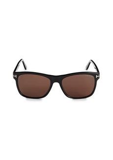 Tom Ford 59MM Square Sunglasses