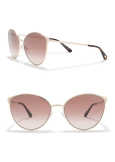 Tom Ford 60mm Zeila Sunglasses