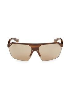 Tom Ford 65MM Geometric Sunglasses