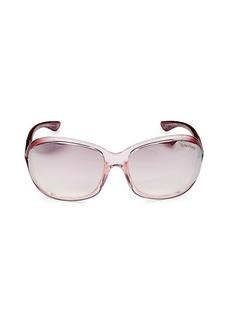 Tom Ford 69MM Shield Sunglasses