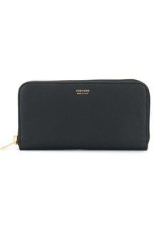 Tom Ford all-around zip fastening wallet