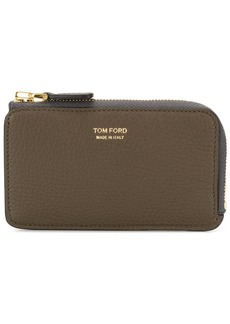 Tom Ford around zip wallet