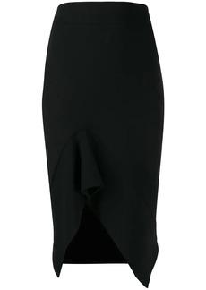 Tom Ford asymmetric pencil skirt