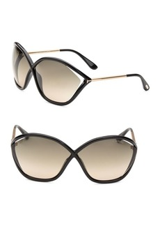 Bella 71MM Round Sunglasses