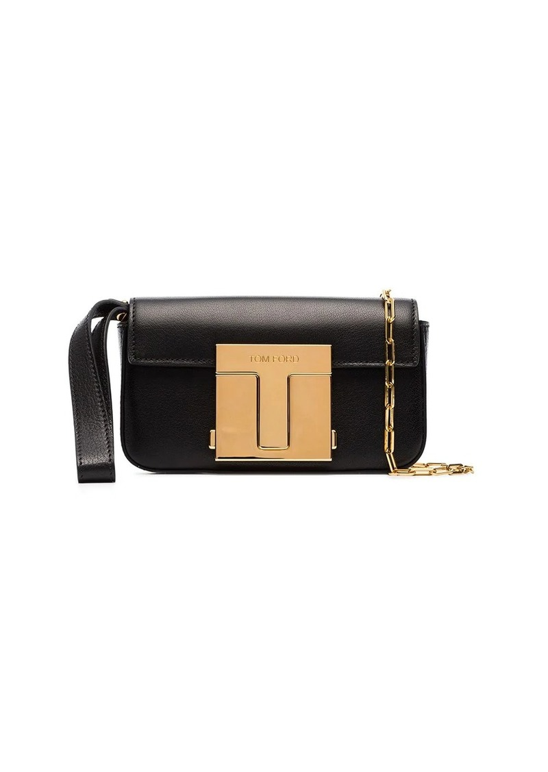 Tom Ford mini leather bag