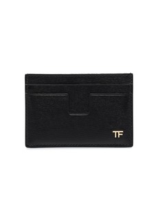 Tom Ford TF logo card holder