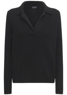 Tom Ford Cashmere & Wool Knit Sweater
