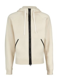 Tom Ford Cashmere zipped hoodie