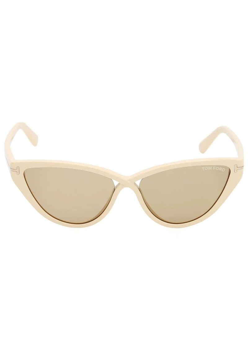 Tom Ford Cat Eye Pantograph Sunglasses
