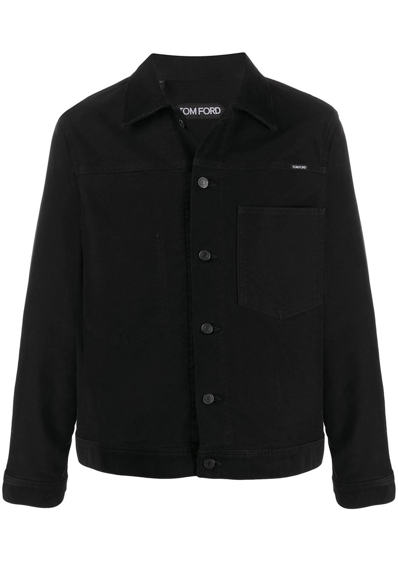 Tom Ford classic denim jacket