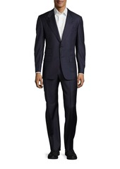 Tom Ford Classic-Fit Solid Woolen Suit