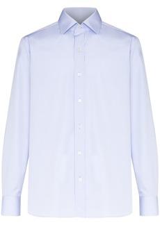 Tom Ford cutaway collar formal shirt