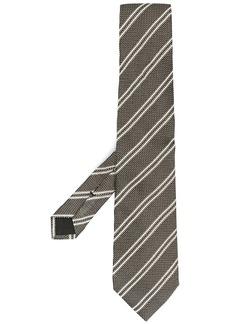 Tom Ford diagonal-stripe neck tie