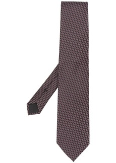 Tom Ford dot woven tie