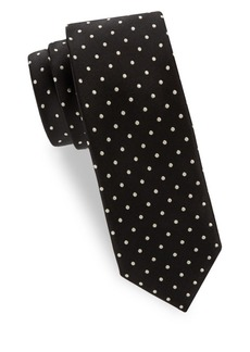 Tom Ford Dotted Silk Tie
