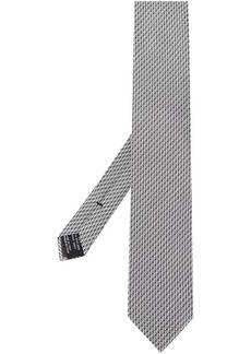 Tom Ford geometric-pattern silk tie