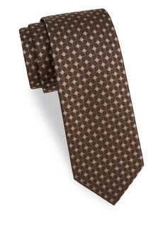 Tom Ford Geometric Silk Tie