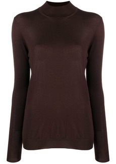 Tom Ford high-neck knit top