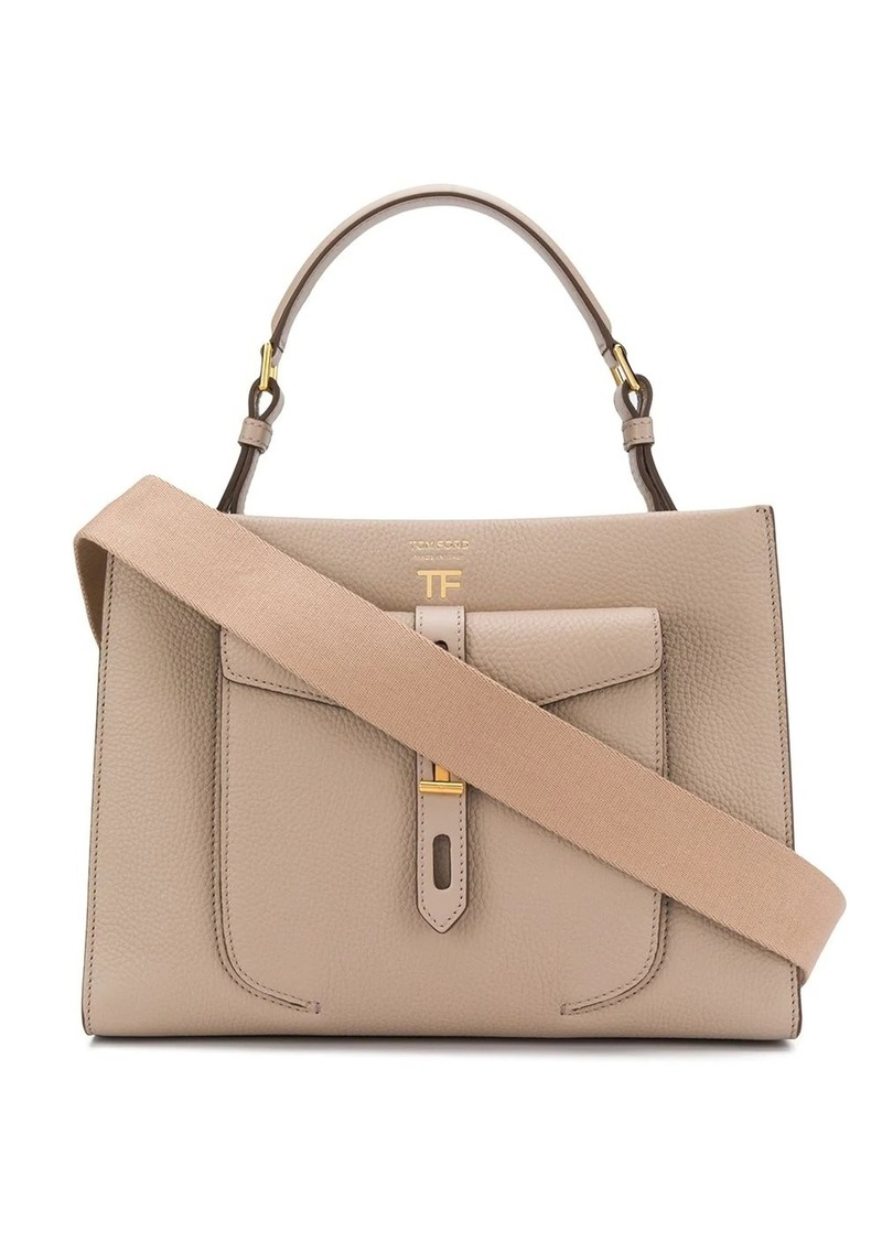 Tom Ford Hollywood T Twist tote