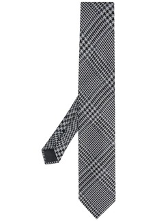 Tom Ford houndstooth pattern tie