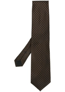 Tom Ford houndstooth print tie