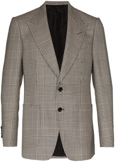Tom Ford single-breasted houndstooth blazer