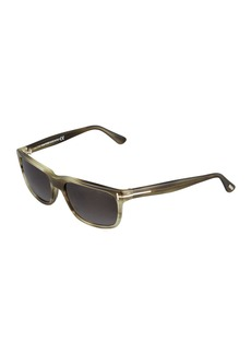 Tom Ford Hugh Square Acetate Sunglasses