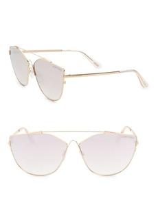 Jacqueline 50mm Metal Sunglasses