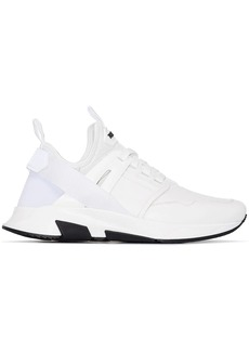 Tom Ford Jago leather sneakers