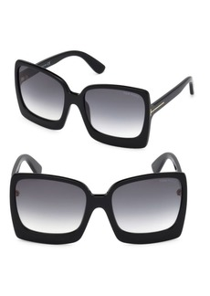 Katrine Square Sunglasses/60MM