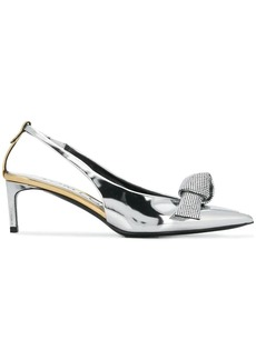 Tom Ford knot-detail pumps