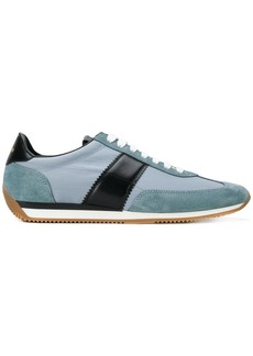 Tom Ford lace-up panelled sneakers