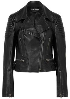 Tom Ford Leather Biker Jacket