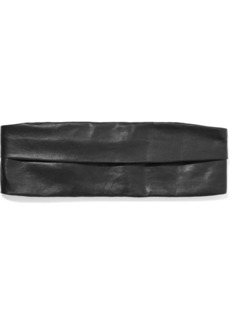 Tom Ford Leather Headband