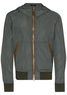 Tom Ford hooded shell jacket