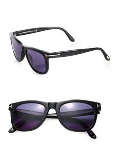 Leo Oversized Square Sunglasses