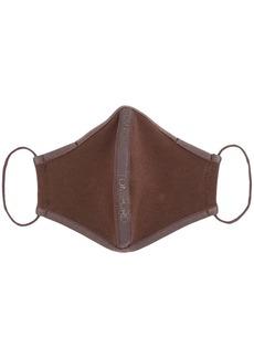 Tom Ford logo tape face mask