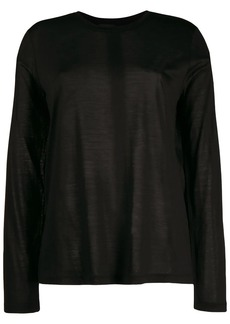 Tom Ford long sleeve knitted top