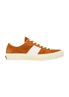 Tom Ford Low suede sneakers