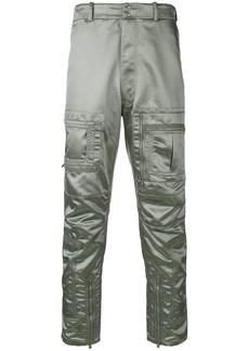 Tom Ford metallic twill trousers